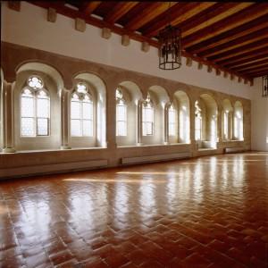 Kleiner Rittersaal Fensterband