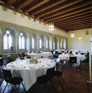 Kleiner Rittersaal Bankett