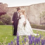 Fotoshooting im Barockgarten