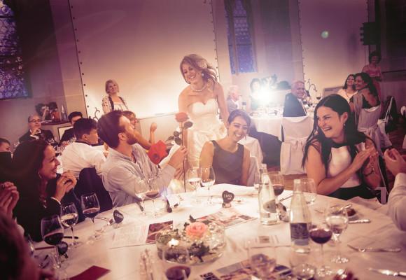 Hochzeit Braut
